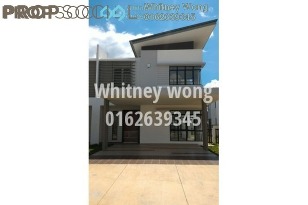 For Sale Semi-Detached at Setia EcoHill, Semenyih Freehold Unfurnished 4R/4B 1.08m