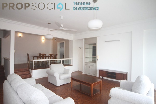 For Rent Condominium at Earls Court, Ukay Freehold Fully Furnished 4R/3B 5.2k