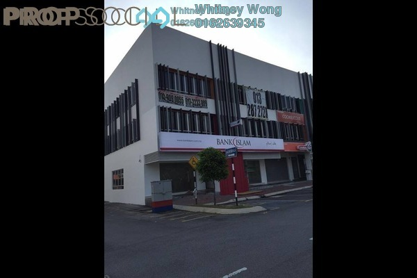 For Rent Shop at Setia Taipan, Setia Alam Freehold Unfurnished 0R/2B 4k