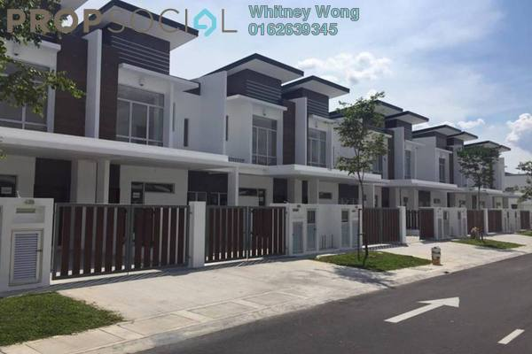 For Sale Terrace at Setia EcoHill, Semenyih Freehold Unfurnished 4R/3B 540k