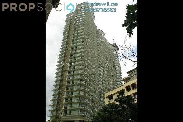 For Rent Condominium at Idaman Residence, KLCC Freehold Fully Furnished 2R/2B 5k
