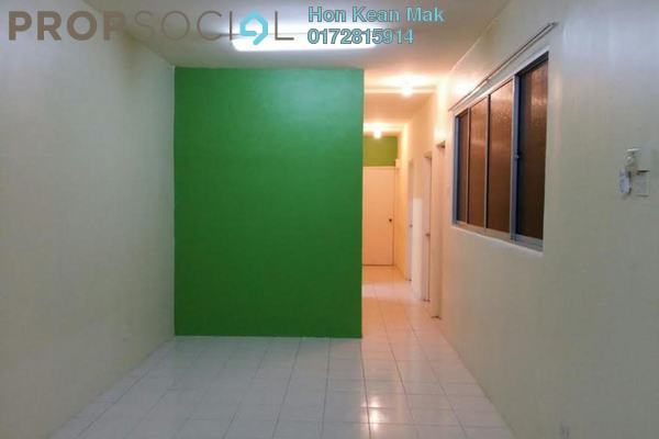For Rent Apartment at Residensi Bistaria, Ukay Freehold Unfurnished 3R/2B 1k