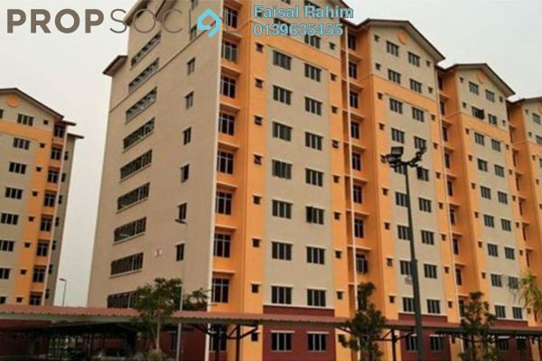 For Sale Apartment at Melor Apartment, Kajang Freehold Unfurnished 3R/2B 240k