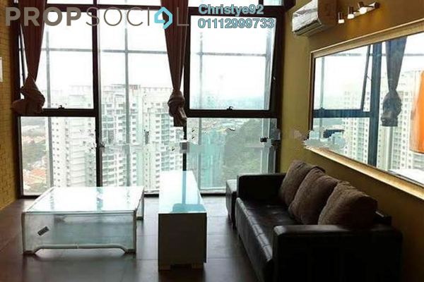 For Rent Condominium at Empire Damansara, Damansara Perdana Leasehold Fully Furnished 1R/1B 1.5k