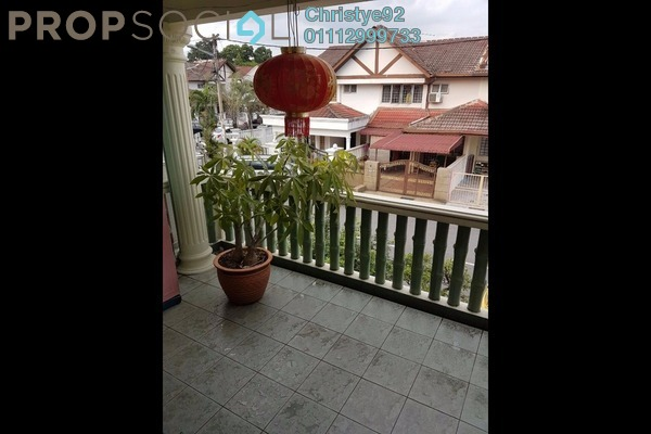 For Sale Terrace at Taman Batu Permai, Jalan Ipoh Leasehold Unfurnished 4R/3B 780k