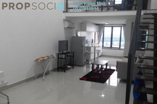 For Sale Condominium at Subang SoHo, Subang Jaya Freehold Fully Furnished 1R/1B 475k
