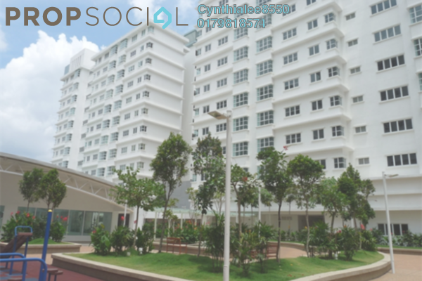 For Sale Condominium at Subang Avenue, Subang Jaya Freehold Fully Furnished 3R/2B 800k