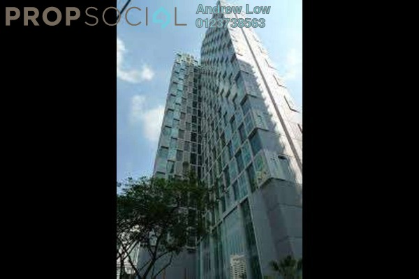 For Rent Condominium at Soho Suites, KLCC Freehold Fully Furnished 2R/1B 4k