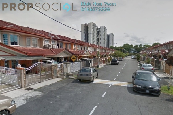 For Sale Terrace at Taman Seri Minang, Cheras South Freehold Unfurnished 4R/3B 599k