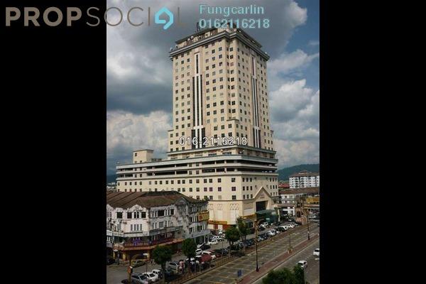 For Rent Office at Menara Pandan, Pandan Indah Leasehold Unfurnished 1R/1B 35.6千
