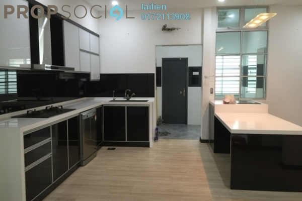 For Sale Terrace at Nusa Sentral, Iskandar Puteri (Nusajaya) Freehold Semi Furnished 3R/3B 688k