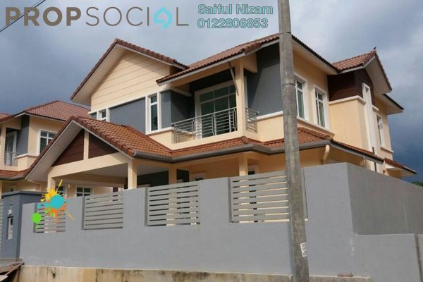 For Sale Bungalow at Kampung Sungai Merab Luar, Bangi Freehold Semi Furnished 6R/4B 1.3m