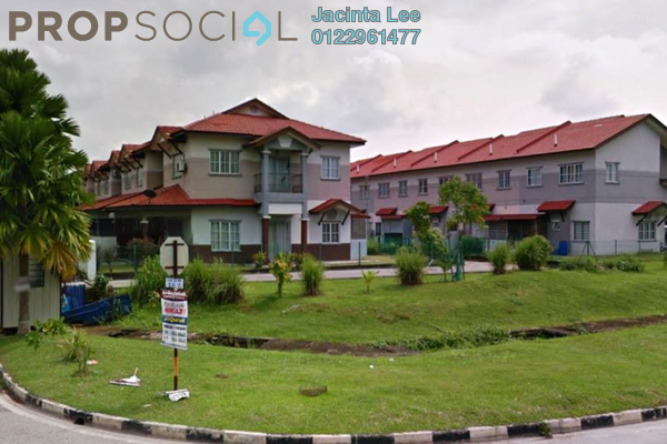 For Sale Terrace at Antara Gapi, Serendah Leasehold Unfurnished 4R/3B 234k