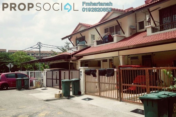 For Sale Townhouse at Bayu Parkville, Balakong Leasehold Unfurnished 3R/2B 399.0千