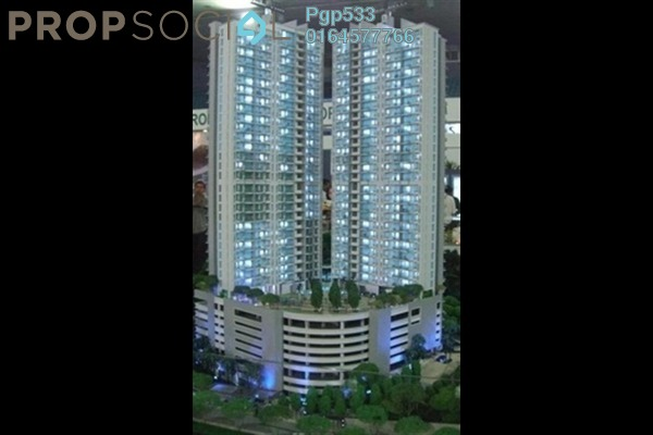 For Sale Condominium at Boulevard Condominium, Air Itam Freehold Unfurnished 3R/2B 490k