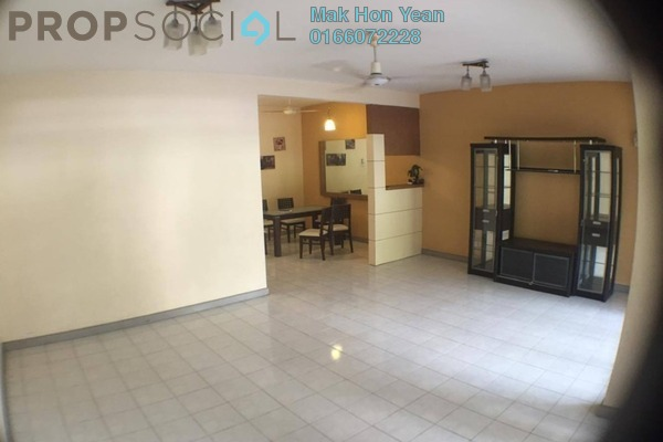 For Sale Terrace at BP11, Bandar Bukit Puchong Freehold Semi Furnished 4R/3B 688k