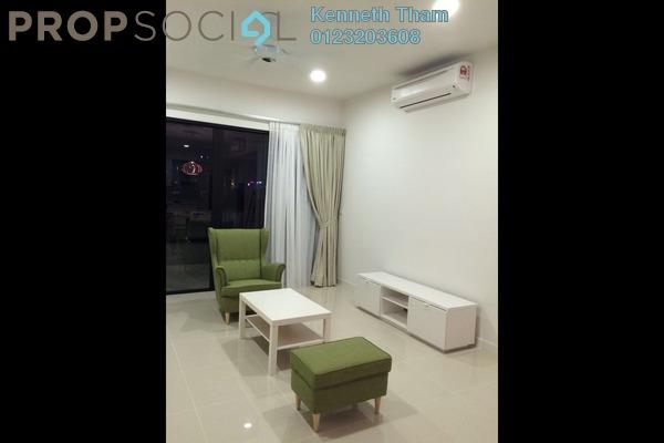 For Sale Condominium at G Residence, Desa Pandan Leasehold Semi Furnished 3R/2B 1.2m