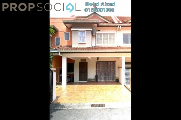 For Sale Terrace at Emerald West, Rawang Freehold Unfurnished 4R/3B 530k