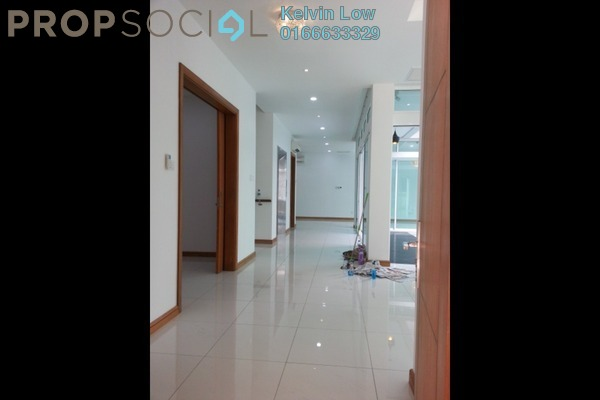 For Sale Semi-Detached at Palm Reserve, Damansara Jaya Leasehold Semi Furnished 7R/6B 2.35m