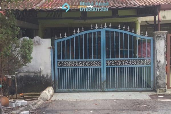 For Sale Terrace at Taman Sri Muda, Shah Alam Freehold Unfurnished 2R/2B 280k
