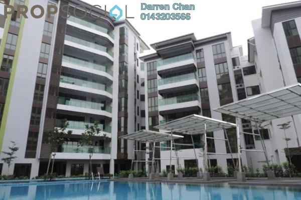 For Sale Condominium at Serin Residency, Cyberjaya Freehold Semi Furnished 3R/2B 560k