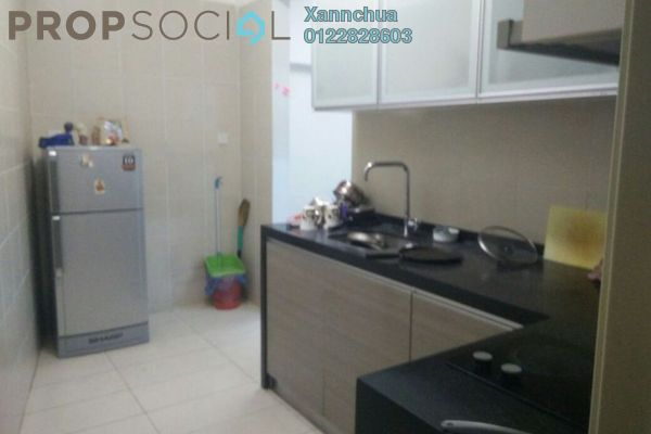 For Sale Condominium at Tiara Mutiara, Old Klang Road Freehold Semi Furnished 2R/2B 450k