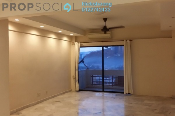 For Sale Condominium at Kiara Park, TTDI Freehold Semi Furnished 3R/2B 850k