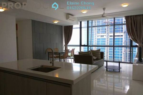 For Rent Condominium at The Capers, Sentul Freehold Fully Furnished 3R/3B 3k