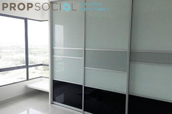 For Rent Condominium at Wellesley Residences, Butterworth Freehold Unfurnished 3R/3B 1.85k