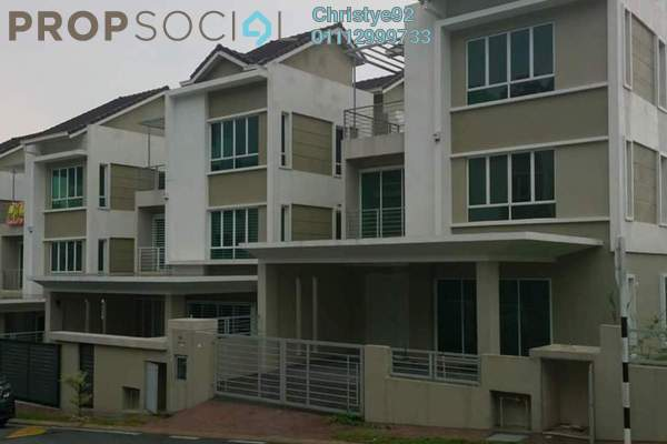 For Sale Terrace at One Sierra, Selayang Leasehold Unfurnished 6R/6B 1.4m