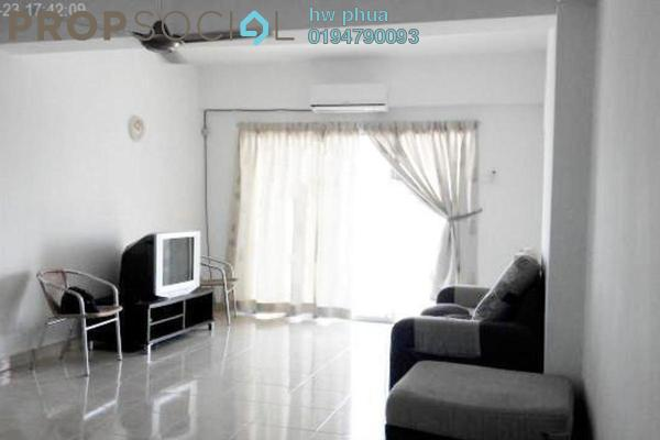 For Rent Condominium at Sea View Tower, Butterworth Freehold Unfurnished 3R/2B 1.5k
