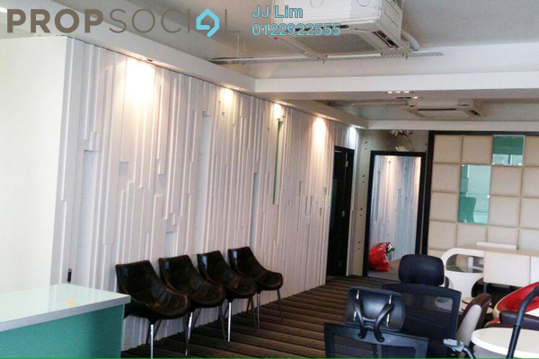 For Rent Office at PJ8, Petaling Jaya Leasehold Semi Furnished 5R/1B 11.5k