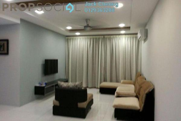 For Rent Condominium at Capri Park, Butterworth Freehold Unfurnished 4R/2B 1.4k