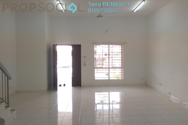 For Rent Terrace at Setia Impian, Setia Alam Freehold Unfurnished 4R/3B 1.25k