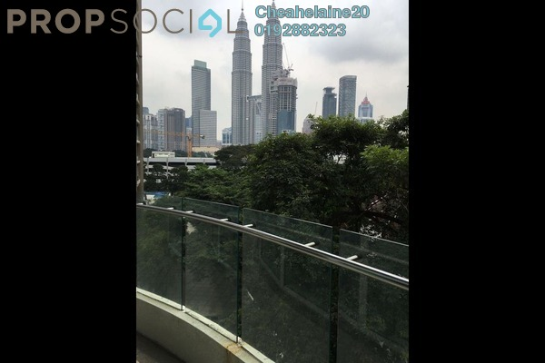 For Sale Condominium at The Oval, KLCC Freehold Fully Furnished 4R/5B 4.2m