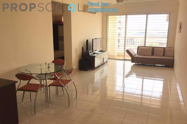 For Rent Condominium at Koi Tropika, Puchong Leasehold Fully Furnished 3R/2B 1.25k