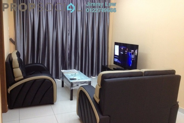 For Rent Condominium at Royal Regent, Dutamas Freehold Fully Furnished 2R/2B 2.5k