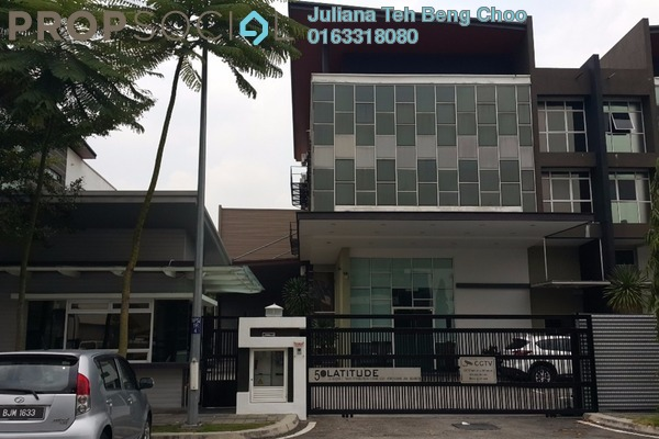 For Sale Factory at USJ 19, UEP Subang Jaya Leasehold Semi Furnished 0R/0B 6.8m
