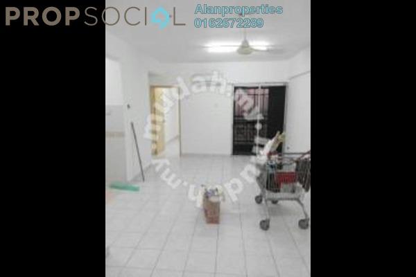 For Sale Apartment at Pelangi Apartment, Mutiara Damansara Leasehold Semi Furnished 3R/2B 350k