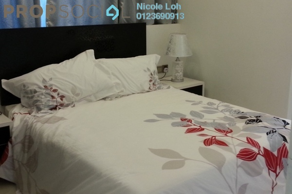 For Sale Condominium at Axis Residence, Pandan Indah Leasehold Fully Furnished 3R/2B 580k