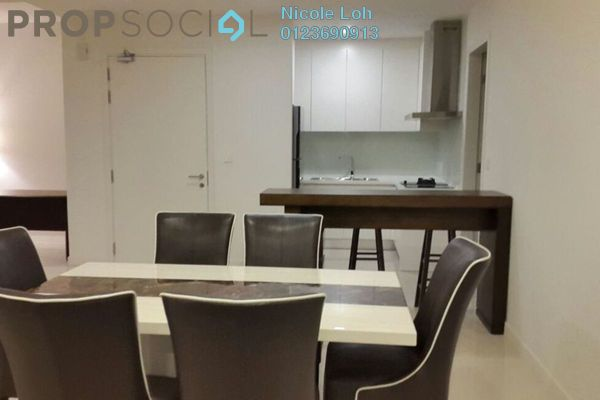 For Sale Condominium at G Residence, Desa Pandan Leasehold Fully Furnished 3R/2B 1.25m