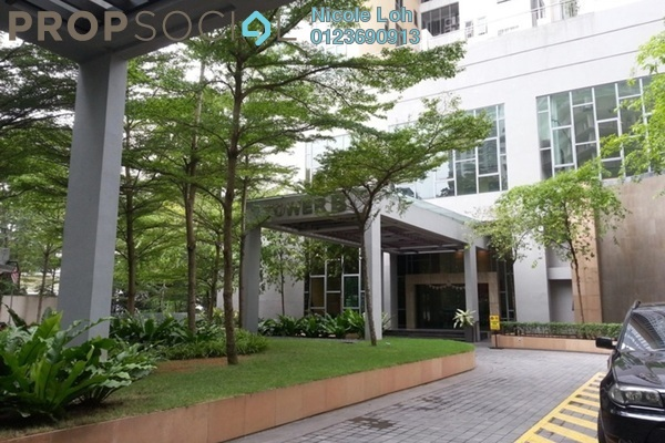 For Rent Condominium at Hampshire Residences, KLCC Freehold Fully Furnished 2R/2B 3.5k