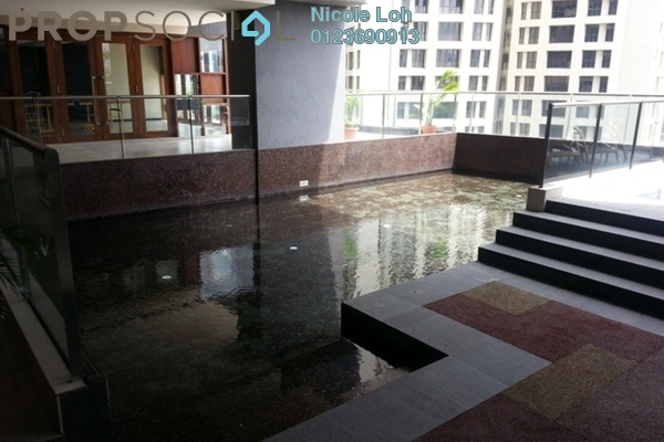 For Rent Condominium at myHabitat, KLCC Freehold Fully Furnished 1R/1B 2.8k