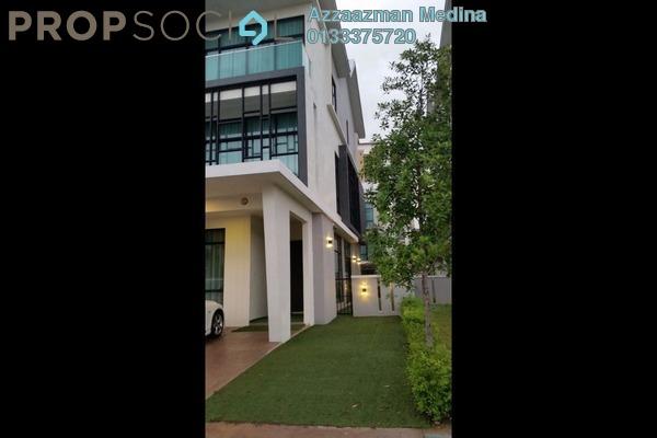 For Sale Semi-Detached at Taman Bukit Serdang, Seri Kembangan Freehold Fully Furnished 6R/6B 2.28m