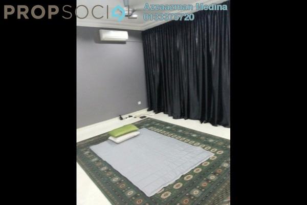 For Sale Terrace at Seksyen 9, Bandar Bukit Mahkota Freehold Semi Furnished 4R/3B 550k