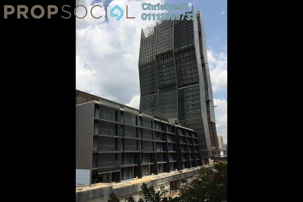 For Rent Condominium at The Capers, Sentul Freehold Semi Furnished 3R/3B 2.4k