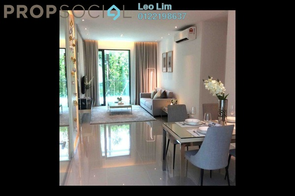For Sale Serviced Residence at Suria @ North Kiara, Segambut Freehold Unfurnished 2R/2B 478k