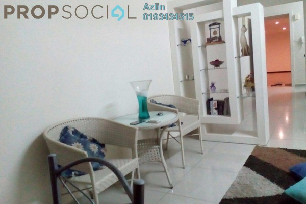 For Rent Condominium at 1Sentul, Sentul Freehold Unfurnished 3R/2B 1.8k