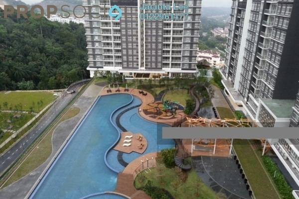 For Sale Condominium at Damansara Foresta, Bandar Sri Damansara Freehold Semi Furnished 4R/3B 650k