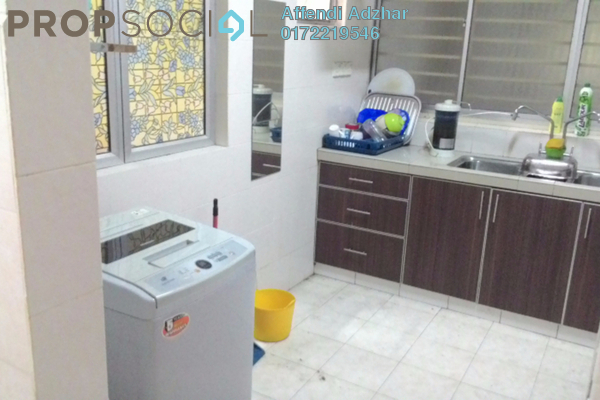 For Sale Condominium at SuriaMas, Bandar Sunway Leasehold Fully Furnished 4R/2B 530k